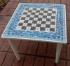 Shabby Chic Game Table